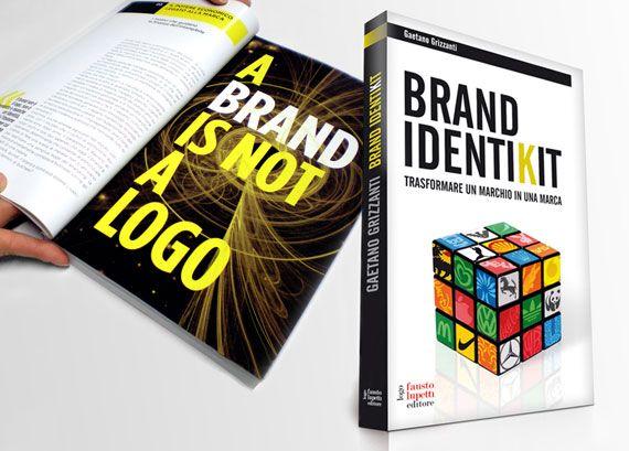Come trasformare il marchio in una #marca. Presentandoti questo libro non posso che pensare allacitazione<< building your #brand and earning trust take time, persistence and consistency: it's...