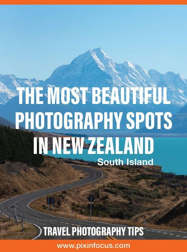 Discover the most beautiful hidden photo hot spots of New Zealand. Landscape pho…  – Travel Destinations