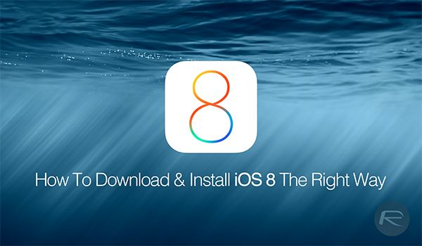 As you know by now, iOS 8 GM download links are live for iPhone 5s, 5c, 5, 4S, iPad 2 and over, iPod touch 5G on Apple's Dev Center. Apple unveiled iOS 8 to the world for the first time at WWDC 2014. iOS 8 brings a ton of new features to supported devices. More information on the features new in iOS 8 can be found here.
