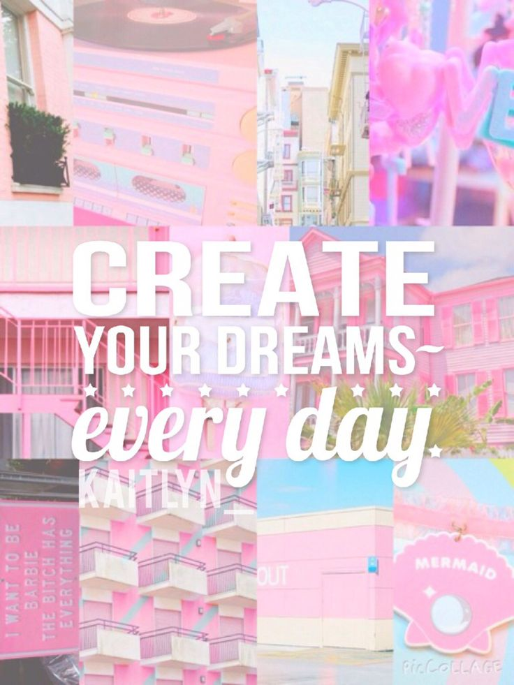 create your dreams every day