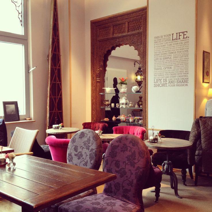 First Flush Tea Room Bonn
