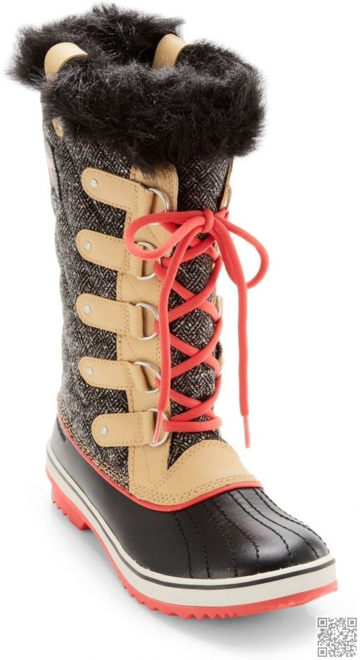 3. Red and #Beige - 29 Boots to Keep You #Stylish This ...
