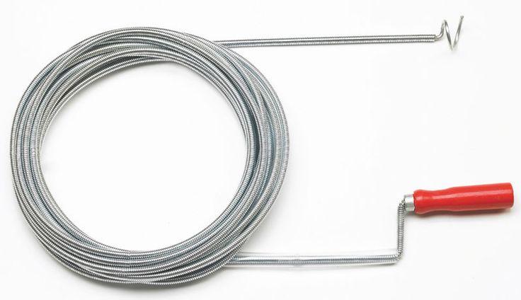 Furet de plomberie : Débouchez efficacement vos canalisations