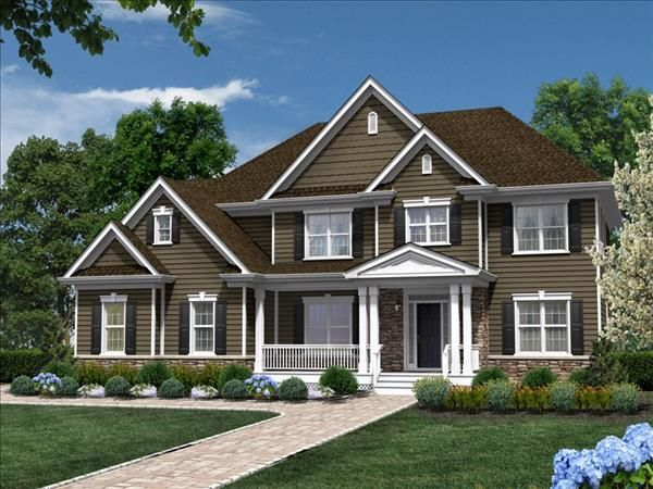 New Construction Homes In Branchburg Nj