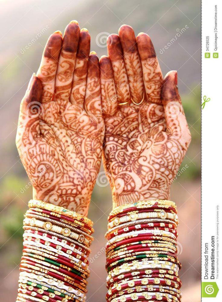 tattoo, indian, hand | indian hand tattoo | Pinterest