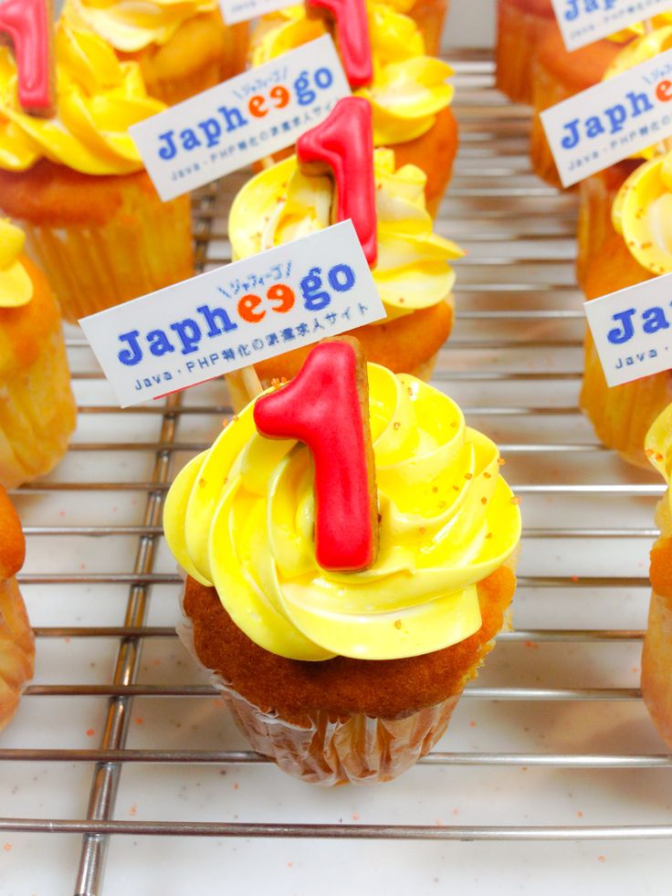 Japheego カップケーキ