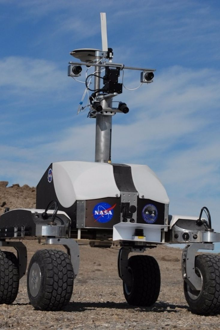 PCMag headed to NASA's Ames Research Center to meet the geeks behind the agency's coolest space robots.