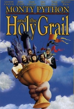 Monty Python and the Holy Grail movie poster