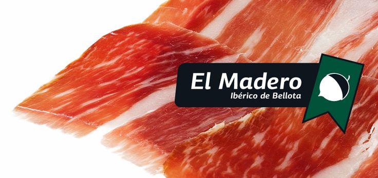 Si quieres empezar bien el fin de semana... coge una loncha!!! Jejeje... Disfrutar de jamones El Madero es una experiencia que requiere los cinco sentidos...  Venta directa en tienda La Muela Tel. 956 44 84 45 www.carnicaselalcazar.com