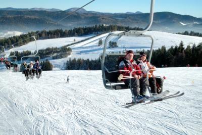 Wierchomla - stoki narciarskie - www.wierchomla.com.pl/stacja-narciarska-zima