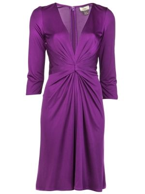 ISSA LONDON V-neck dress by farfetch