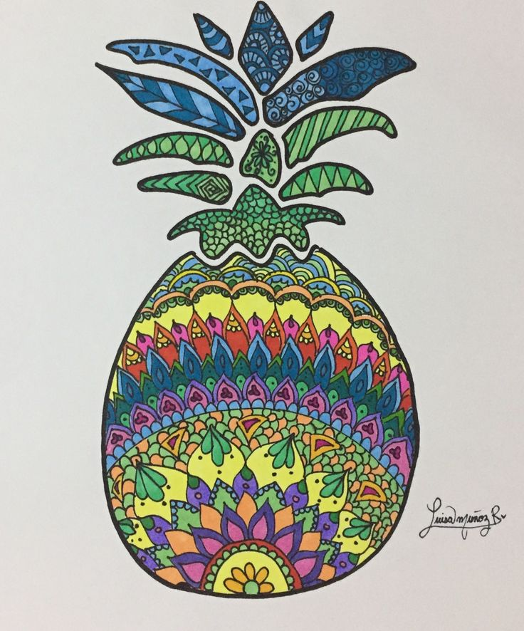 Pineapple - Luisamr