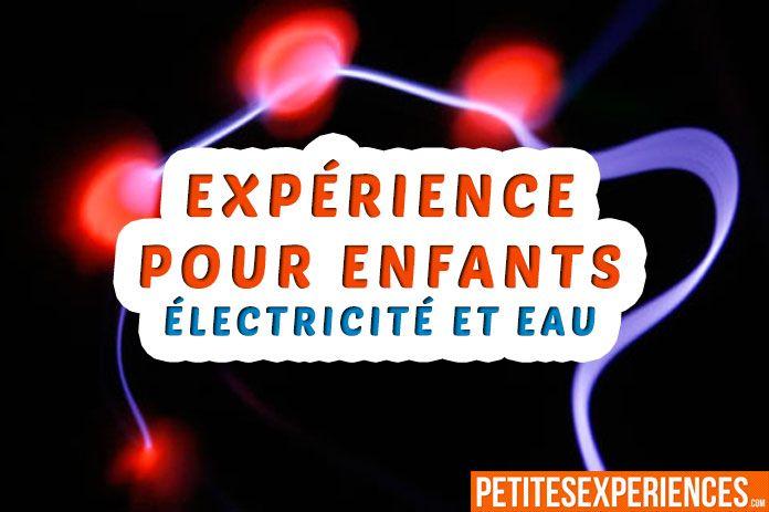 1000 images about exp riences faire la maison on pinterest - Experience scientifique a faire a la maison ...