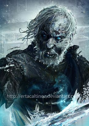 Ser Barristan Selmy by ertacaltinoz.deviantart.com on @DeviantArt