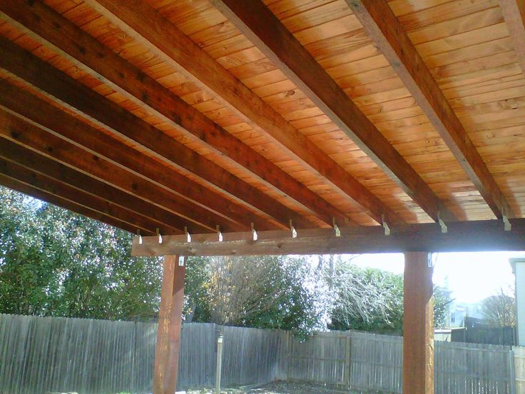 Best Plywood Finished Patio Roofs Google Search Patio Wish 640 x 480