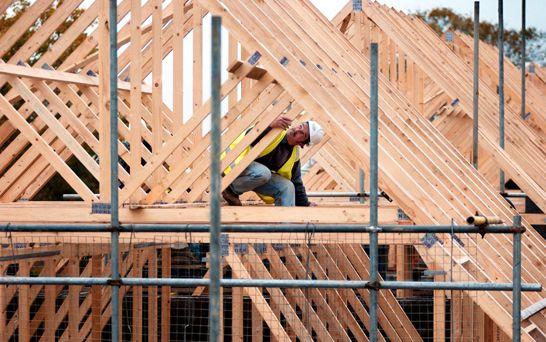 Housebuilding surge boosts construction growth - Telegraph