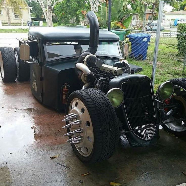 Mack Truck Rod Before And After: Top 25+ Best Custom Rat Rods Ideas On Pinterest