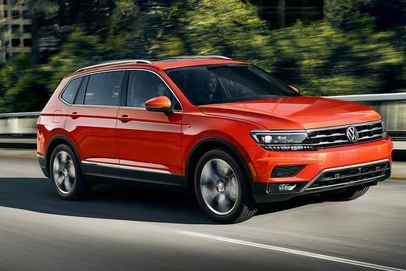 There Are Many Rumors Which Are Pointing To A Possibility Of A 2018 Volkswagen Tiguan R Model Appearing On The Market This Is A Par Tiguan R Tiguan Vw Vw Cars