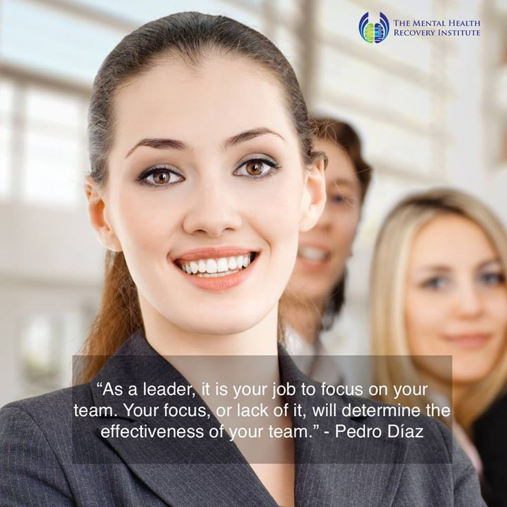 Workplace leadership tips by Pedro Diaz, The Mental Health Recovery Institute