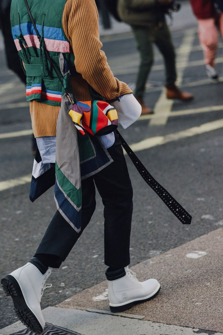The best street style from #LFWM.