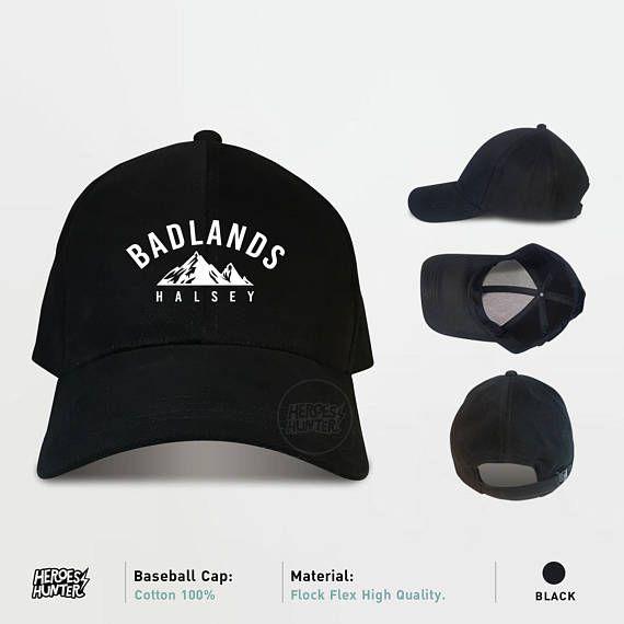 7c21f433960 Halsey Badlands Baseball Caps Halsey Badlands Caps Tumblr