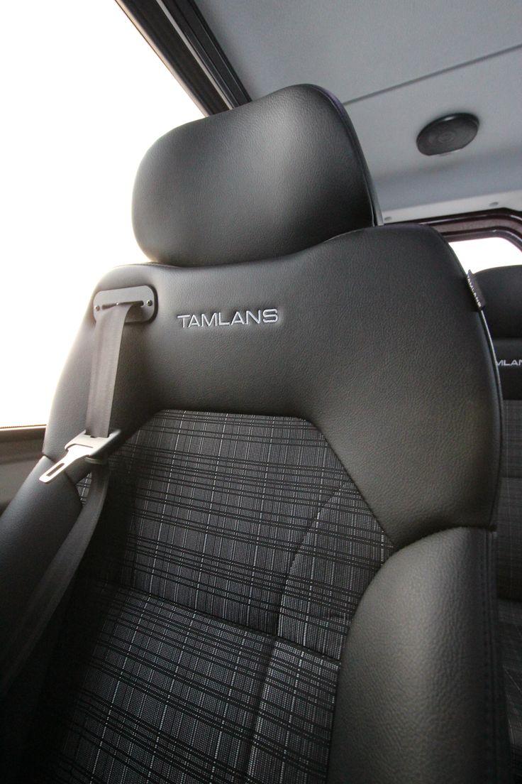 Black Mercedes-Benz Original/Black Ecoleather