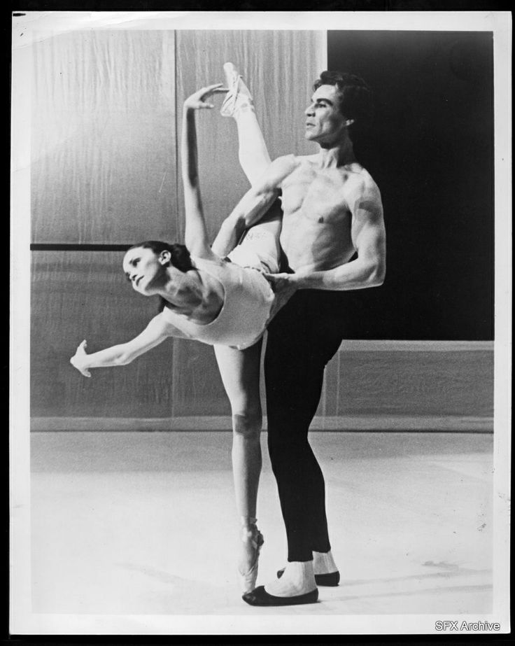 Kay Mazzo & Jacques D'Amboise NYCB | Dance | Pinterest King Of Diamonds Dancers