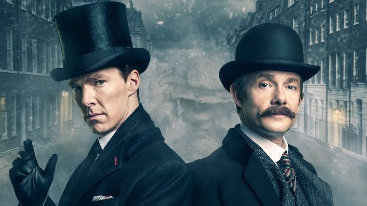 The Sherlock Special, titled SHERLOCK: THE ABOMINABLE BRIDE, starring Benedict Cumberbatch & Martin Freeman, premieres January 1, 2016 in the U.K. and U.S. New Trailer (With Title & Air Date) (1:30) [Video]