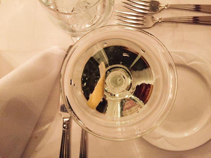 apple #martini #aperitivo | #family #dinner #treat