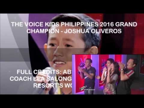 THE VOICE KIDS PHILIPPINES 3 THE BATTLES - JOSHUA (courtesy of ABS-CBN)