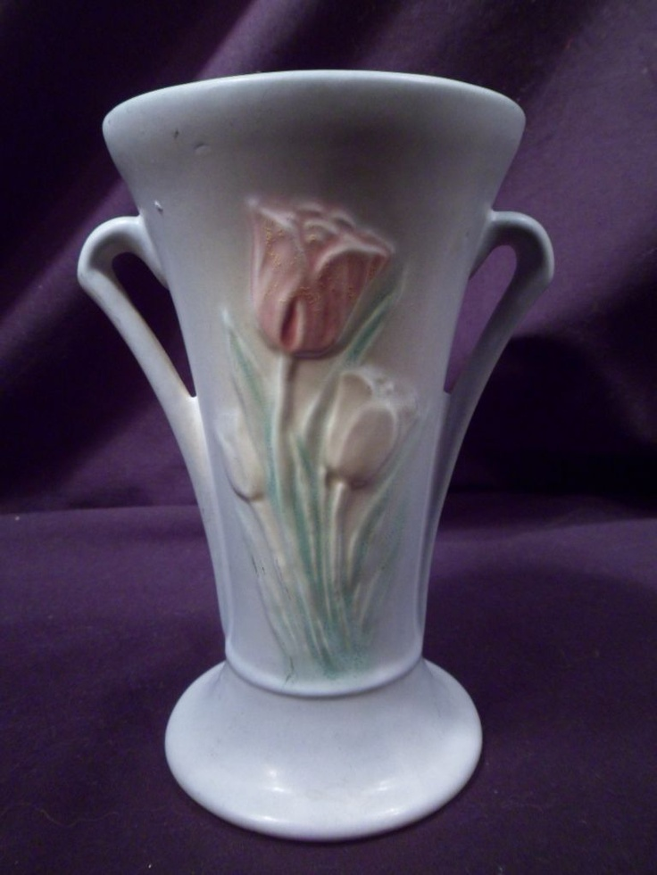 305 Best Images About Hull Pottery On Pinterest