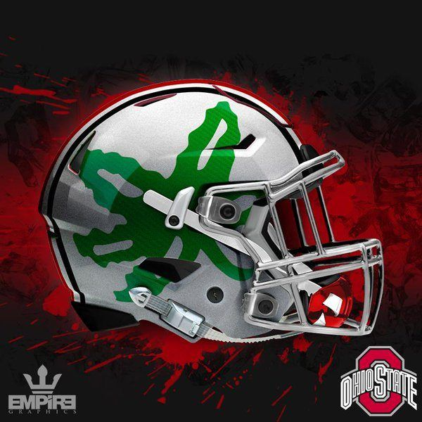 The Best College Football Alternate Helmet Concepts