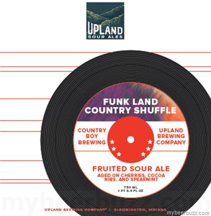 mybeerbuzz.com - Bringing Good Beers & Good People Together...: Upland & Country Boy Brewing Collaborate On Funk L...