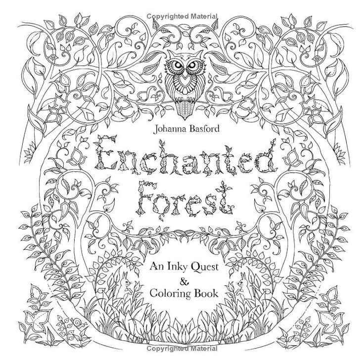 130 best images about adult coloring pages on pinterest Coloring books for adults johanna basford