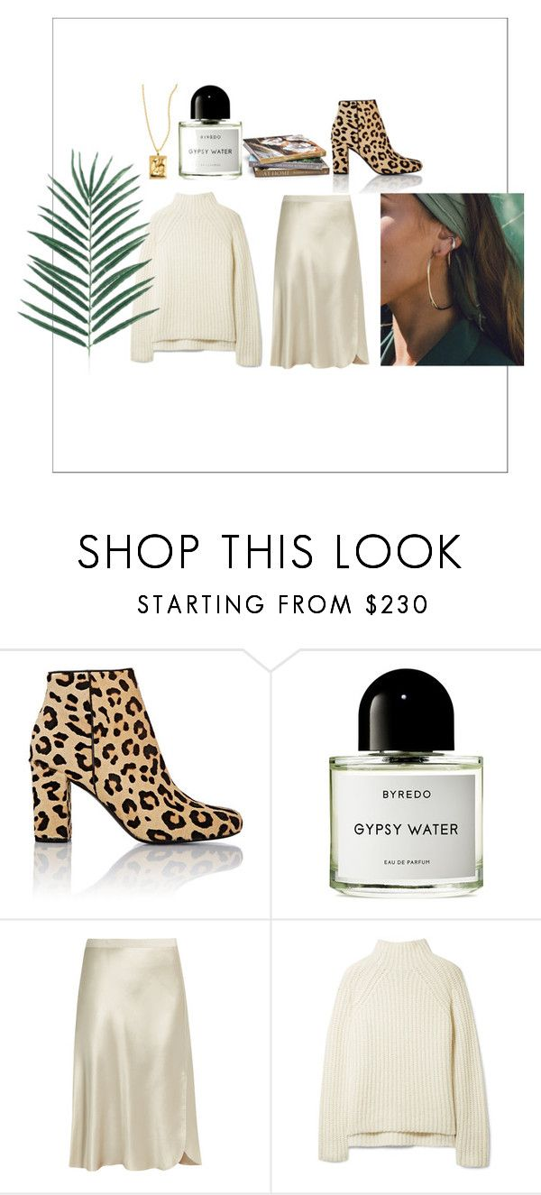 """Untitled #240"" by fashiondisguise on Polyvore featuring Yves Saint Laurent, Byredo, Nili Lotan and Theory"