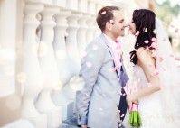 Partnerlook zur Hochzeit: Wie sich Braut und Bräutigam abstimmen