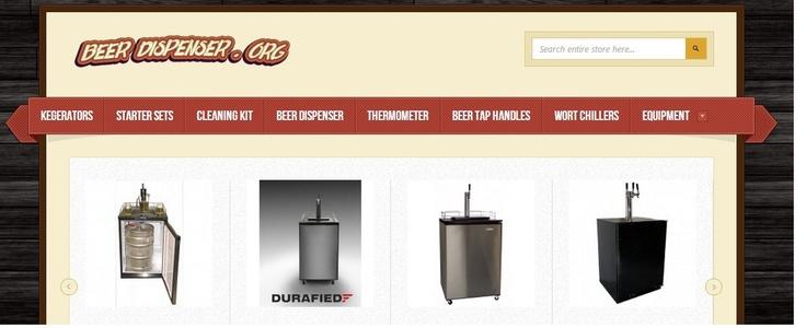 http://beerdispenser.org/