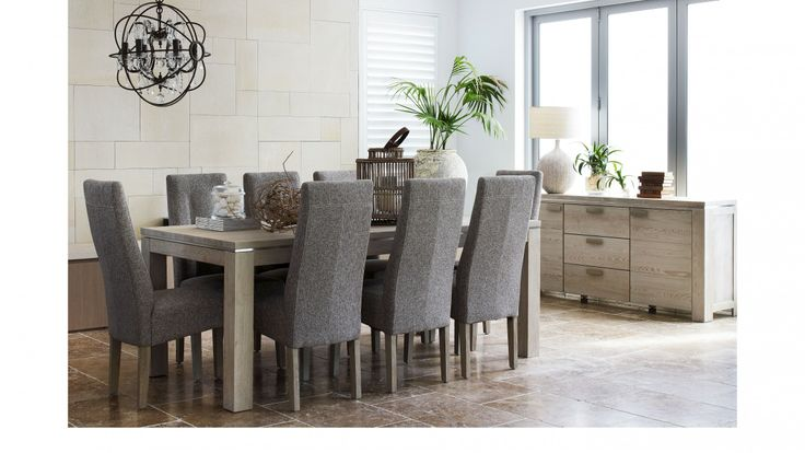 Harvey Norman Sentosa 9 Piece Extension Dining Suite House Unique Room Settings 2018