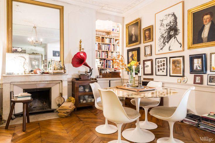The quintessential Parisianapartment