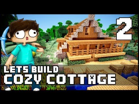 how to build a fishing hut in minecraft