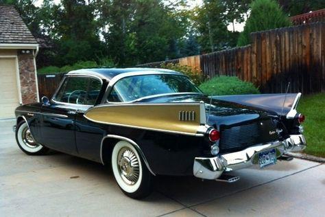 Hemmings Find of the Day – 1957 Studebaker Golden Ha
