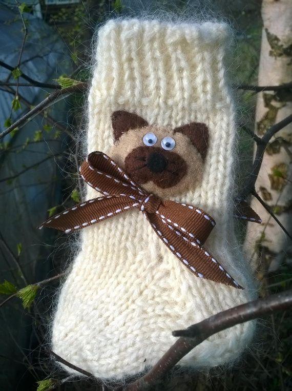 Knitted wool socks for newborn/Socks for newborn and baby/ Natural wool socks for newborn/Hand knitting baby socks/ Wool baby socks