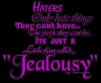 hater quotes   haters qoutes - Cool Graphic
