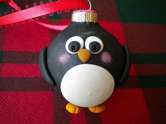 DIY Penguins~cute!