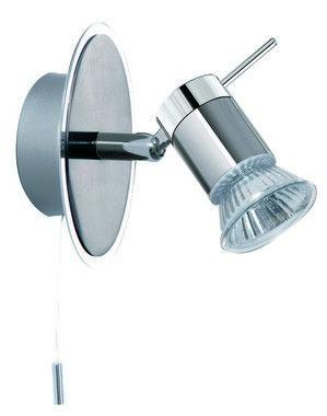 Koupelnové svítidlo SL 7441CC, nástěnné svítidlo. #svitidlo #koupelna #osvetleni #light #wall #bathroom #mirror #searchlight