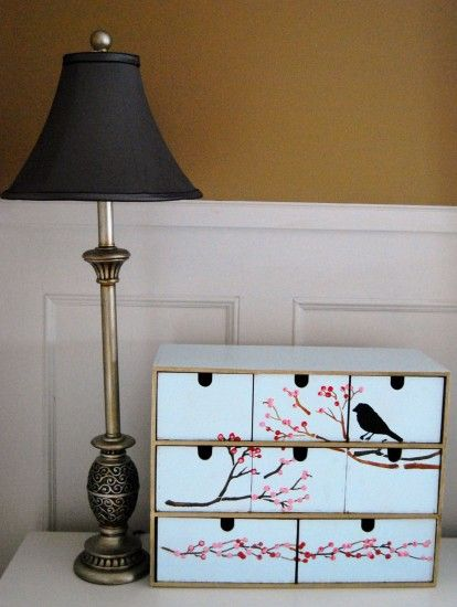 Upcycling Project Featuring Martha Stewart Paints by Plaid Crafts - Craft Test Dummies