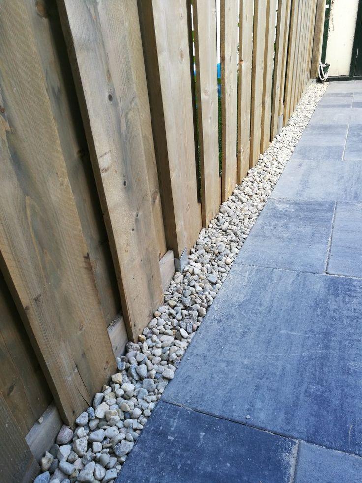 25 beste idee n over grijze tegels op pinterest - Tuin decoratie met kiezelstenen ...