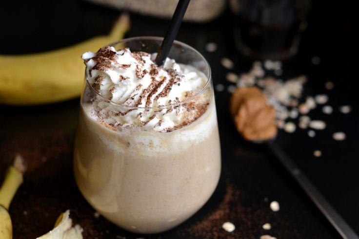 Zabpelyhes, banános reggeli smoothie recept