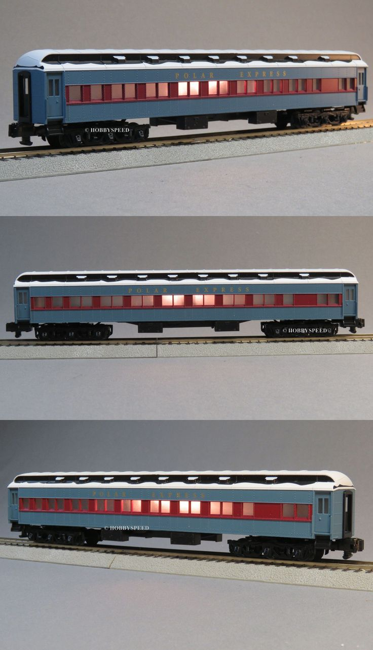 Passenger Cars 180282: Lionel American Flyer Polar Express Diner Car S Gauge Train 2 Rail 6-49632-D New -> BUY IT NOW ONLY: $68.84 on eBay!