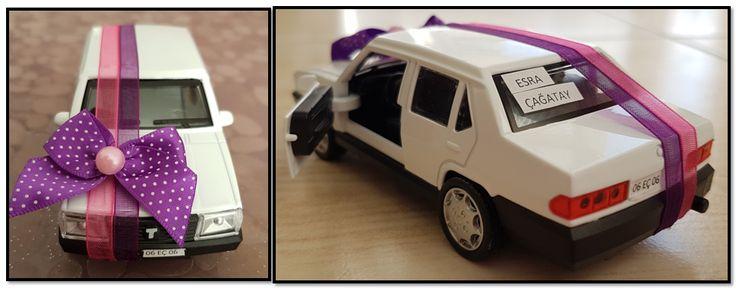 Nişan arabası :)